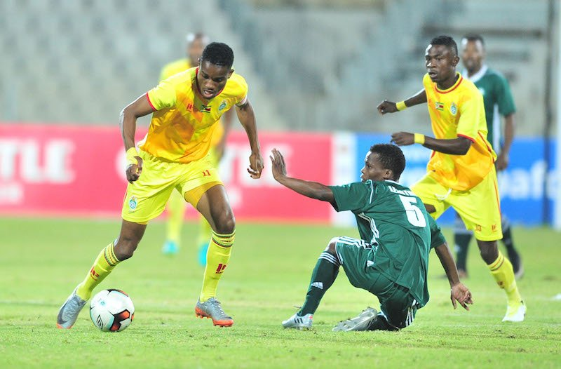 Lesotho coach excited by meeting strong Zimbabwe squad