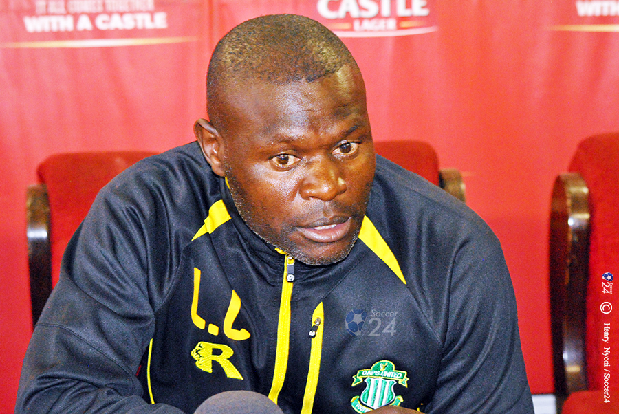 Chitembwe proud of his team after first defeat of the season