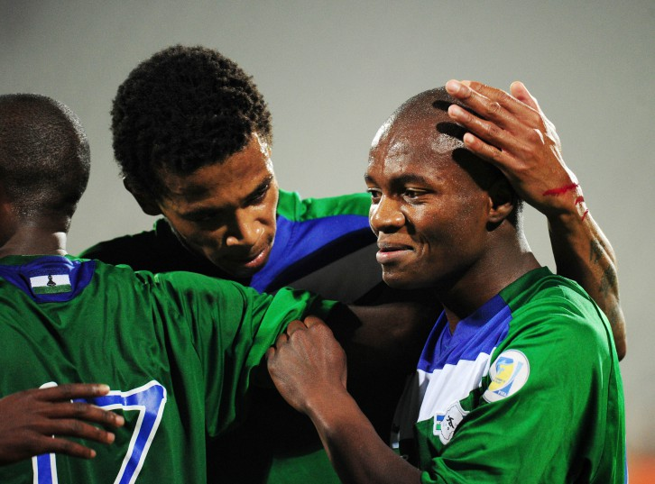 Lesotho through to COSAFA semi final