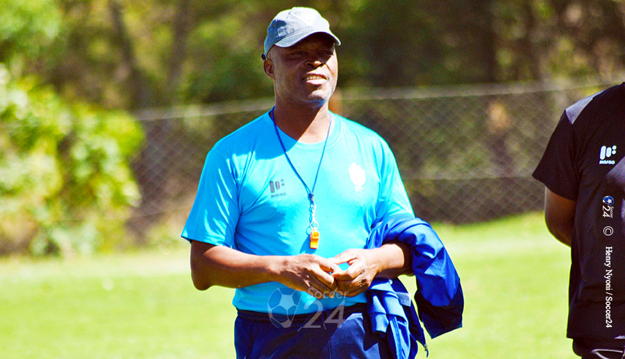 Chidzambwa speaks on squad selection and injured players ahead of DRC match