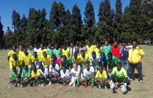 Moses Chunga names final U-17 Cosafa team