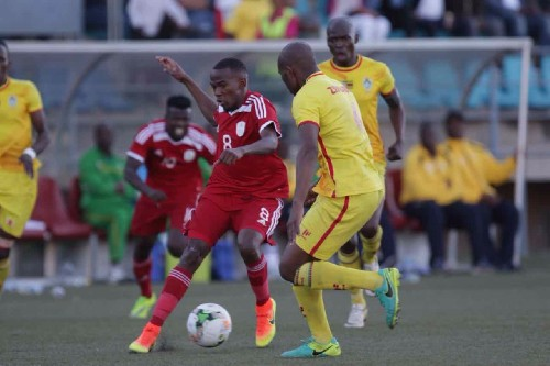 N$4.1 million sponsorship for Namibia/Zimbabwe International Friendly