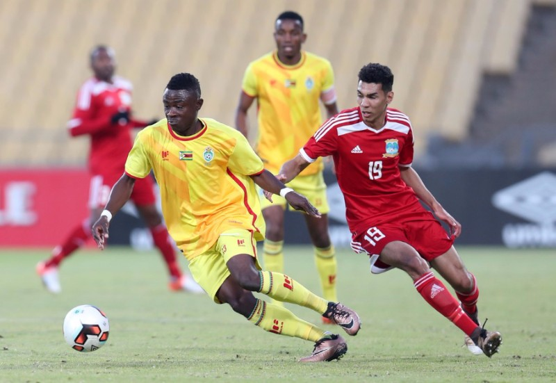 Video: Zimbabwe 6-0 Seychelles