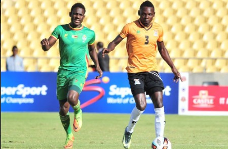 Warriors beat Zambia to clinch record fifth Cosafa Cup title