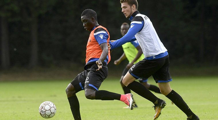 Nakamba set to make competitive debut for Club Brugge
