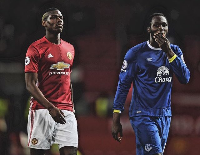 Man Utd agree fee with Everton for striker Romelu Lukaku