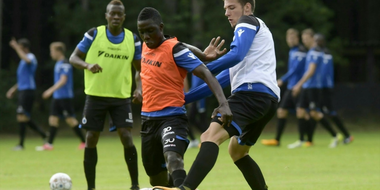 Players Abroad: Nakamba starts in Brugge's first League win