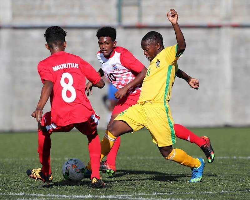 Young Warriors suffer another defeat at U-17 Cosafa Cup
