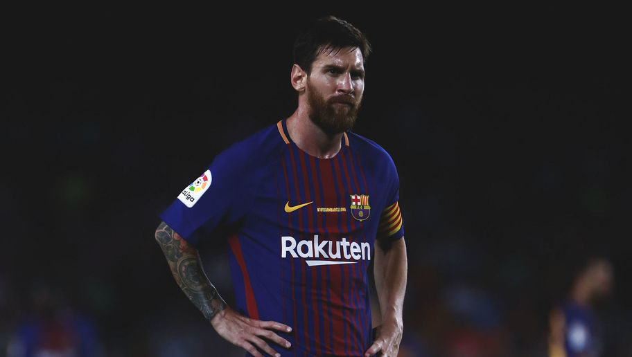 Messi withdraws from Barcelona squad