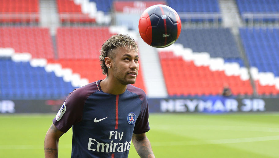 Neymar Jr out for six weeks with injury