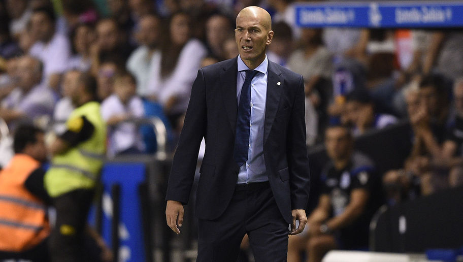 Zidane can't explain Real's Euro-dominance and domestic woes