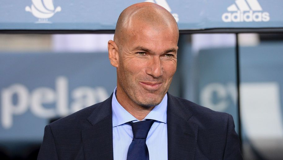 Zinedine Zidane's record as Real Madrid manager
