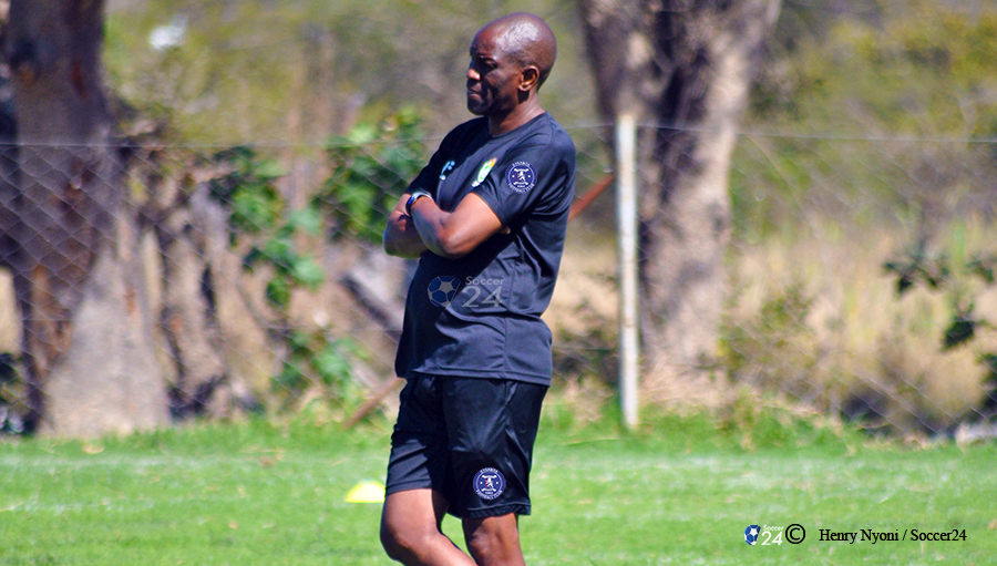 Mutasa targets former Harare City striker
