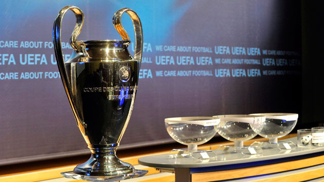 UEFA Champions League group stages draw