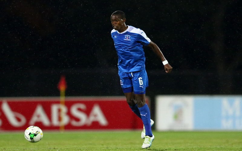 Defender Blessing Moyo has cancelled his contract with his South African side Maritzburg United