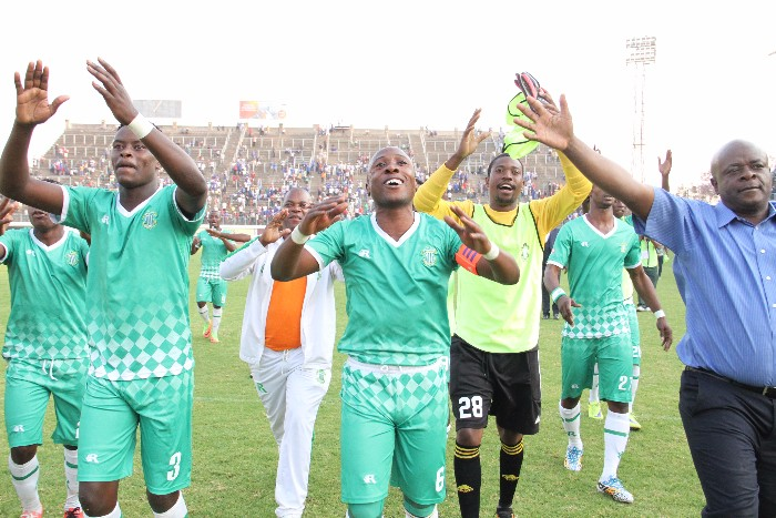 We Should Have Beaten Dynamos by 5 Goals: Kwashi