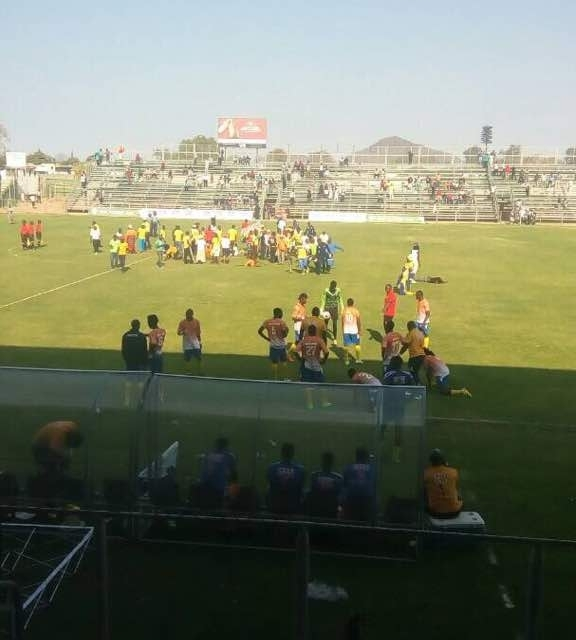 Ncube dedicates win to injured fans