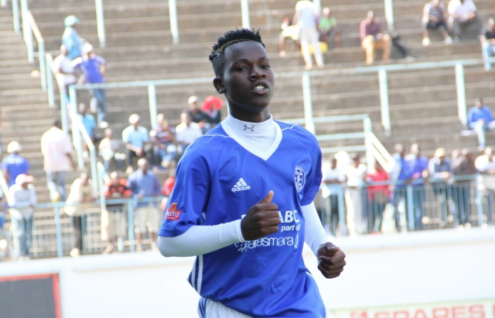 Kapupurika Relishes First Harare Derby