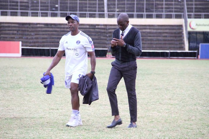 Mutasa defends his players after Shabanie draw