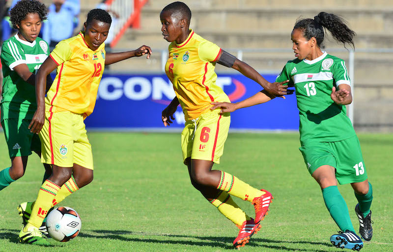 Mighty Warriors captain out of COSAFA Women Championship