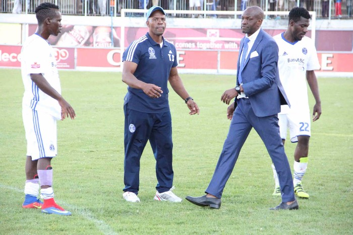 Destiny No Longer In Our Hands admits Mutasa