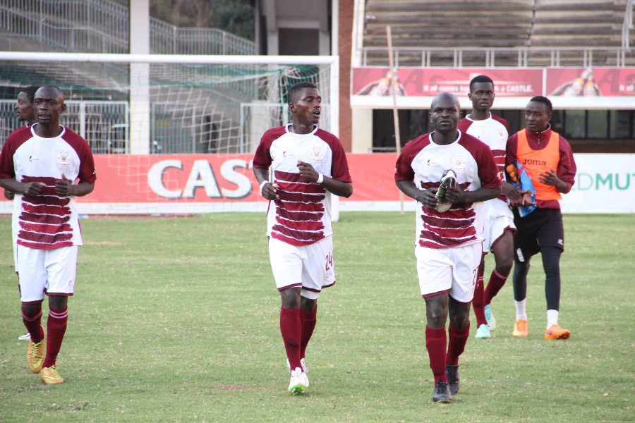 Black Rhinos, Shabanie match venue changed