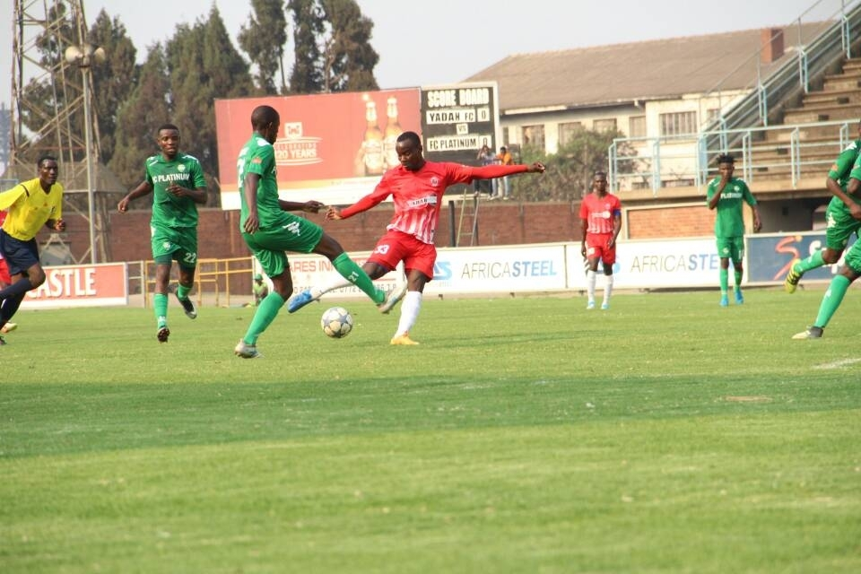 Report: Yadah, FC Platinum in stalemate as Tsholotsho stun Bulawayo City