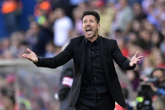 Diego Simeone has signed a new contract at Atletico Madrid