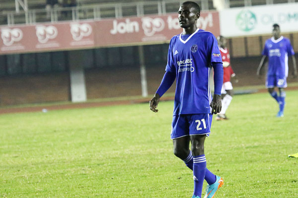 Dynamos give up on Epoupa