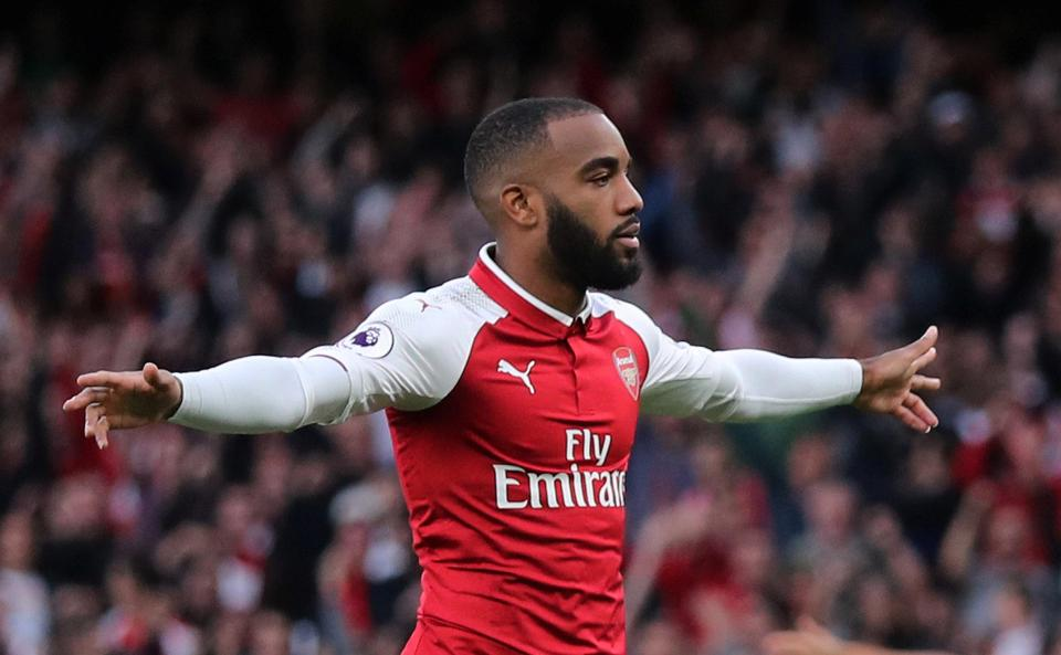 EPL: Alexandre Lacazette inspires Arsenal to victory over Westbrom