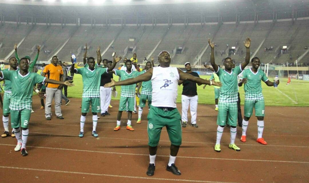 Report: CAPS extends undefeated run as Tsholotsho are relegated