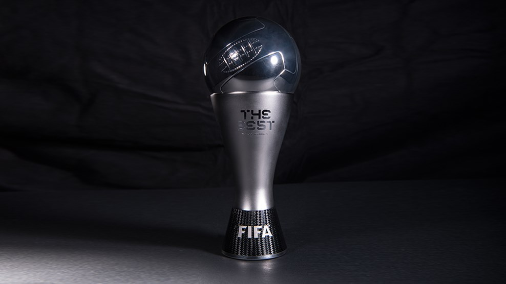 FIFA announces final list of nominees for 2020 awards