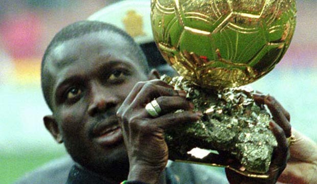 Former football star George Weah sworn in as president of Liberia