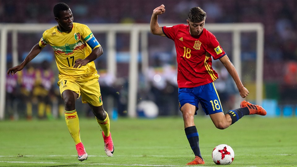 Mali fails to reach Under 17 WC final after losing to Spain
