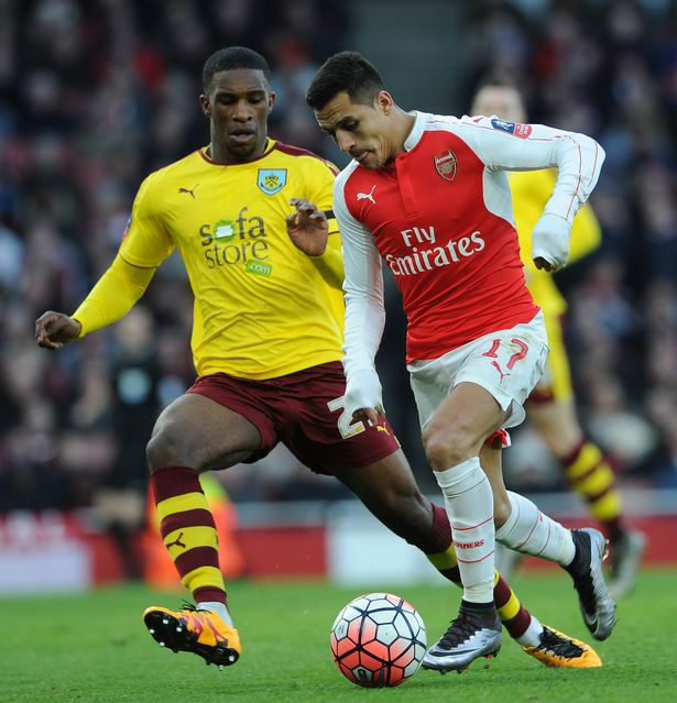 FA Cup Draw: Darikwa's Notts to face Defending Champions Arsenal