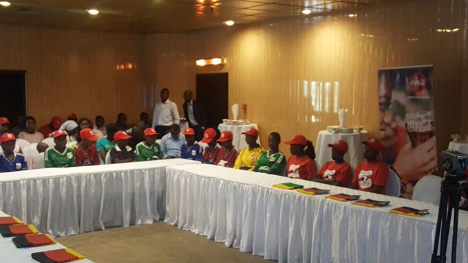Copa CocaCola Team Zimbabwe set for South Africa