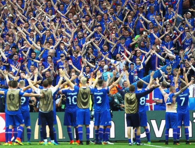 Iceland qualify for World Cup 2018!