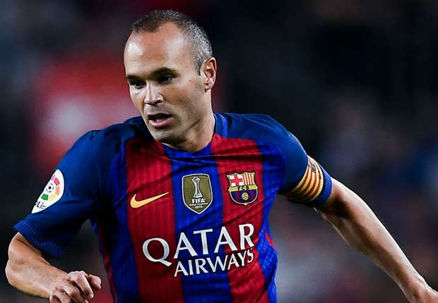 Barca names new captain following Iniesta departure