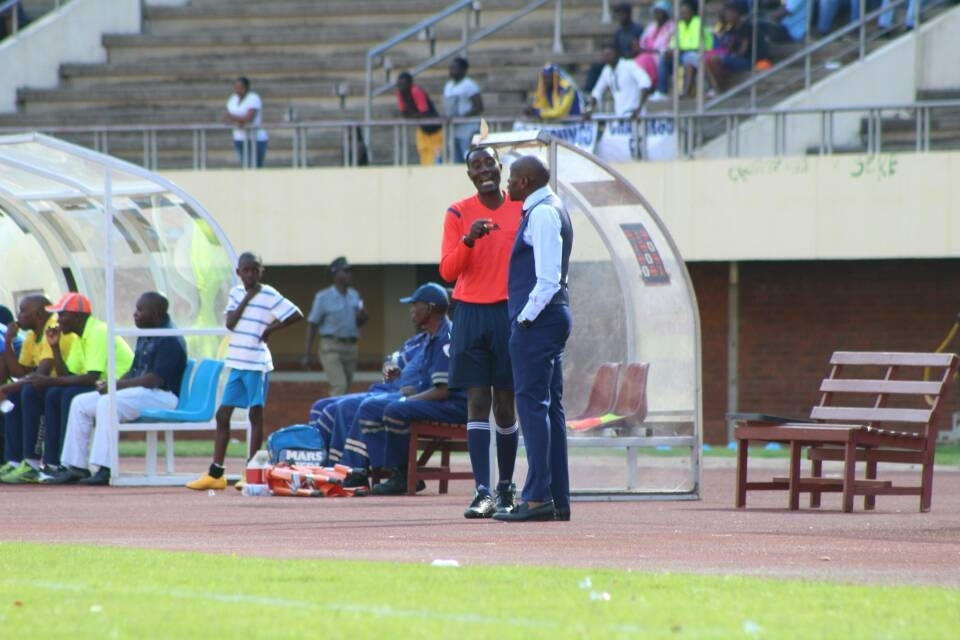 Mutasa pleased with Dynamos persistence