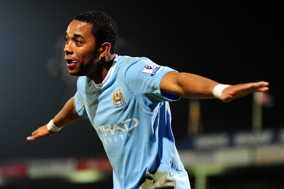 Robinho gets nine year sentence for rape