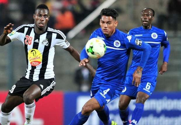 CAF sanctions SuperSport, TP Mazembe