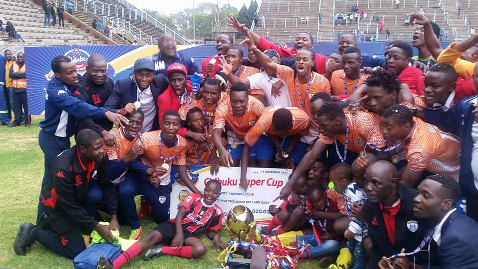 Chibuku Super Cup draw date set
