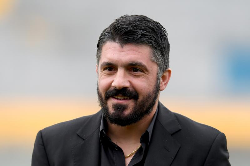 Gattuso appointed AC Milan coach