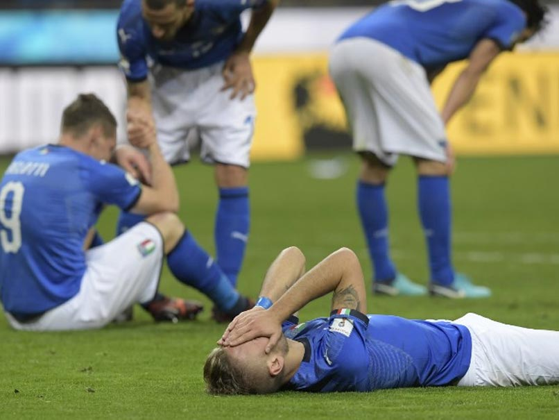 Italy has failed to qualify for the World Cup