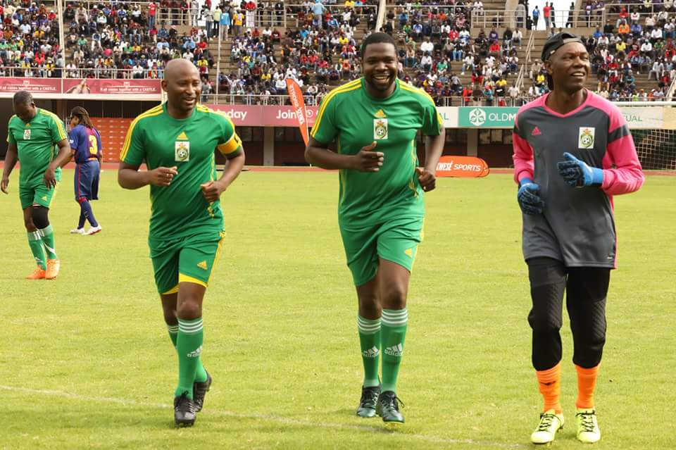 ZIFA sets record straight on Magaya's inclusion in Legends match