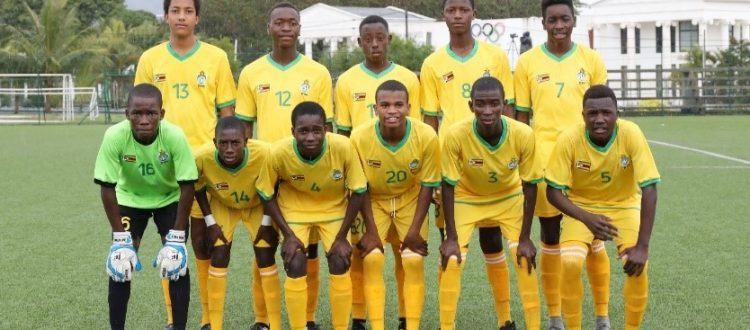 Young Warriors squad for COSAFA U-17 tourney named