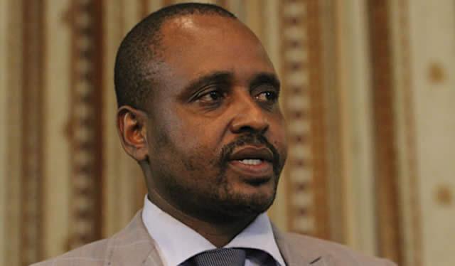 Mashingaidze Reports Chiyangwa To Police