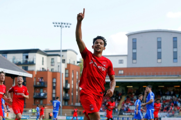 Bonne's brace helps Leyton Orient get back to winning ways