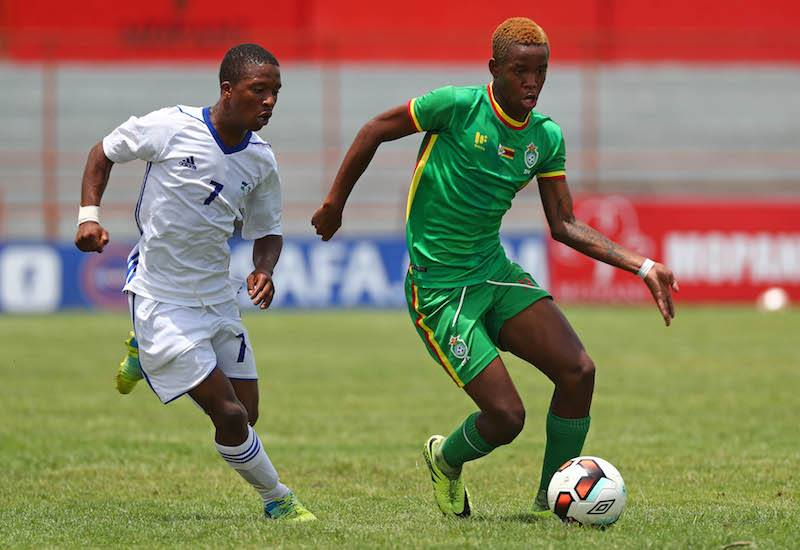 2018 COSAFA U-20 participating teams confirmed