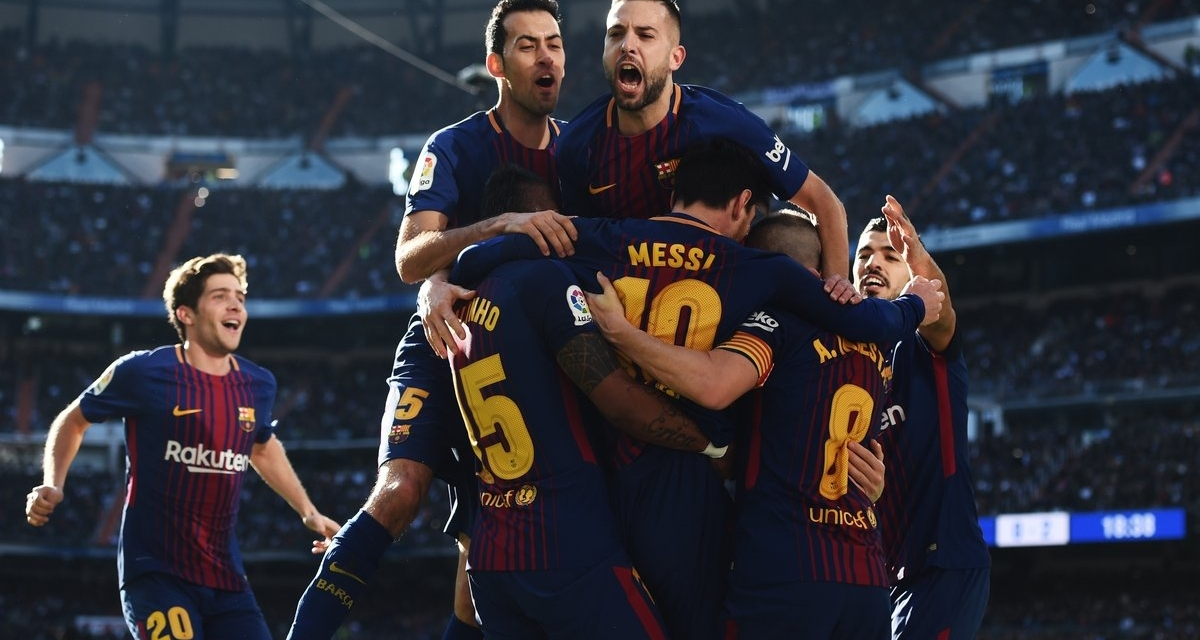 La Liga: Barca extend lead with win over Atlético Madrid